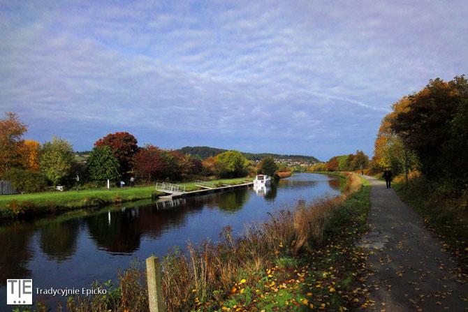Inverness kanał Caledonian