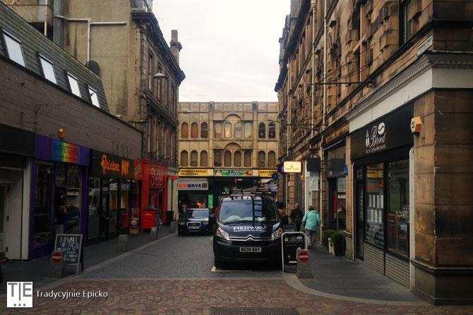 Inverness ulica