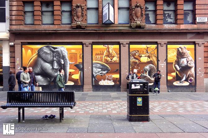 Glasgow Argyle Street