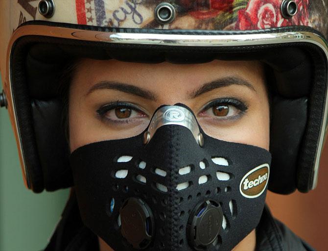 Maska motocyklowa Techno