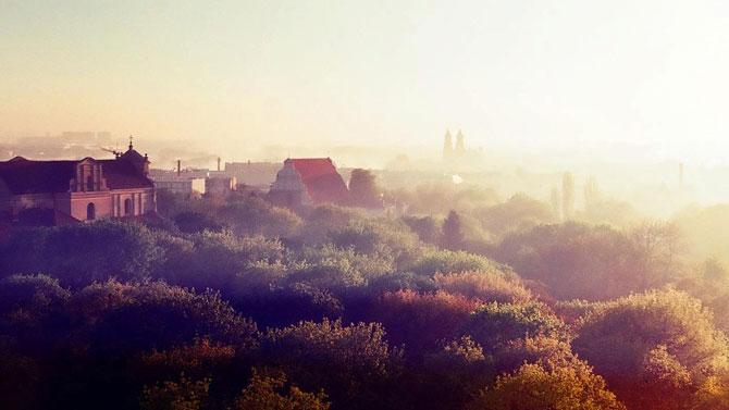 Smog Poznań